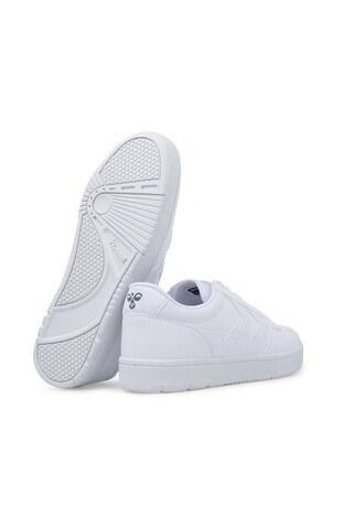 Hummel Unisex Ayakkabı 207897-9001 BEYAZ