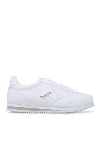 Hummel Unisex Ayakkabı 207898-9074 Beyaz-Mercan