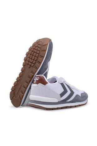 Hummel Unisex Ayakkabı 207906-9001 BEYAZ