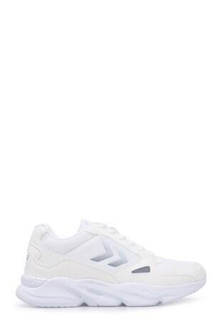 Hummel York Kadın Ayakkabı 205640-9001 BEYAZ