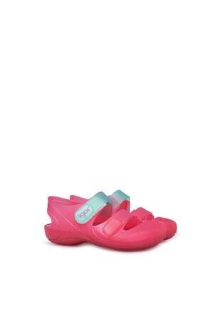 Igor Bondi Bicolor Kaydırmaz Havuz ve Deniz Unisex Çocuk Ayakkabı S10146 U Fuşya-Mint