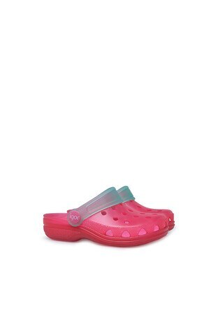 Igor Poppy Erkek Çocuk Sandalet S10116 FUŞYA