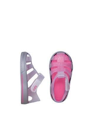Igor Star Unisex Çocuk Sandalet S10171 GRİ