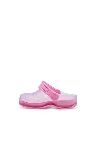 Igor Surfi Kaydırmaz Havuz ve Deniz Unisex Çocuk Ayakkabı S10251 PEMBE