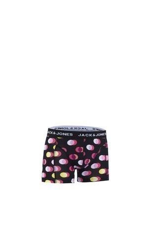 Jack & Jones Accessories Jacdots Erkek Boxer 12157767 SİYAH