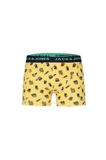 Jack & Jones Accessories Jacfast Erkek Boxer 12180054 SARI