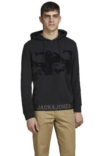 Jack & Jones Core Jcofergus Erkek Sweat 12161895 SİYAH