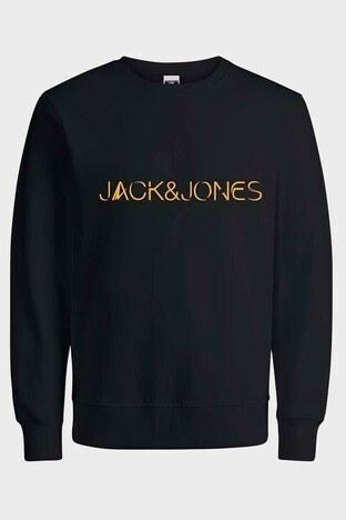 Jack & Jones - Jack & Jones Core Jcohan Erkek Sweat 12201843 KOYU LACIVERT