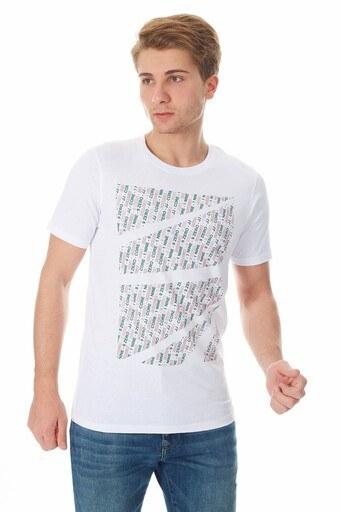 Jack & Jones Core Jcokings Erkek T Shirt 12148552 BEYAZ