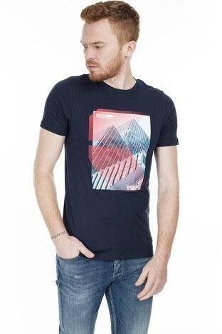 Jack & Jones Core Jcolee Erkek T Shirt 12179376 LACİVERT