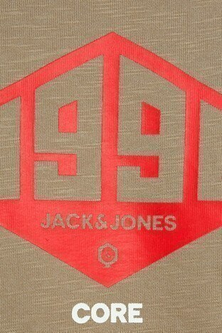 Jack & Jones Core Jcoroad Erkek Sweat 12167237 CAMEL