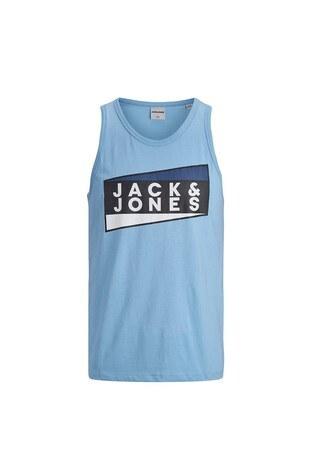 Jack & Jones Core Jcoshaun Erkek Atlet 12171465 AÇIK MAVİ