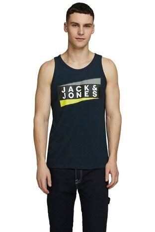 Jack & Jones Core Jcoshaun Erkek Atlet 12171465 KOYU LACIVERT