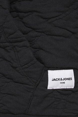 Jack & Jones Core Jcovardon Erkek Sweat 12162367 SİYAH