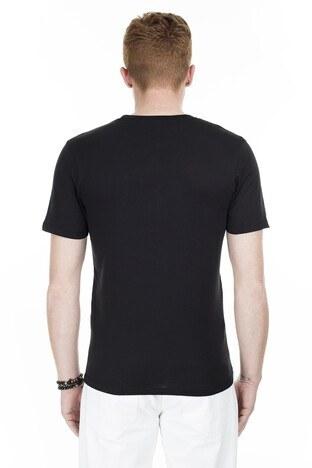 Jack & Jones Essentials Erkek T Shirt 12157339 SİYAH
