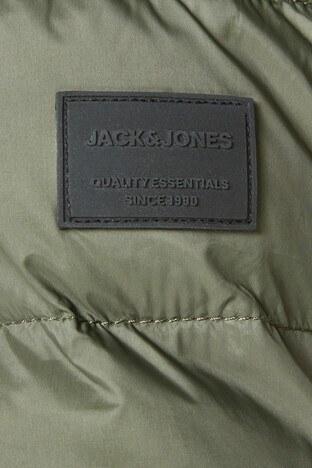 Jack & Jones Essentials Jjebomb Erkek Mont 12156212 YEŞİL