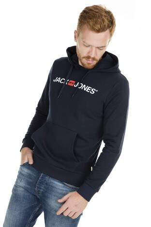 Jack & Jones Essentials Jjecorp Old Logo Erkek Sweat 1213-7054