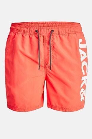 Jack & Jones Jeans İntelligence Jjıbali Erkek Mayo Short 12183806 KORAL