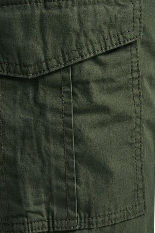 Jack & Jones Jeans Intelligence Jjıcharlie Erkek Short 12166338 KOYU HAKİ