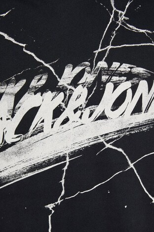 Jack & Jones Originals Jorhekta Pamuklu Regular Fit Kapüşonlu Erkek Sweat 12176598 KOYU LACIVERT
