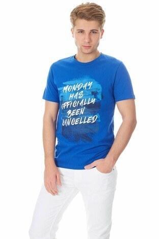 Jack & Jones - Jack & Jones Originals Jorinkbleed Tee Erkek T Shirt 12149070 SAKS