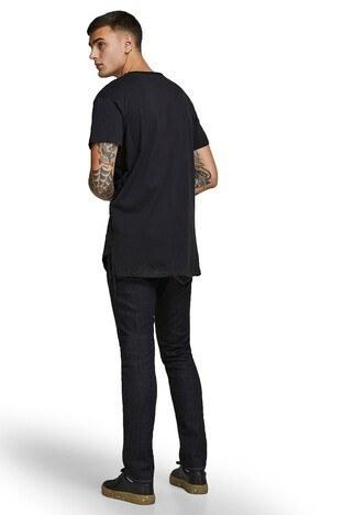 Jack & Jones Originals Jornewpana Erkek T Shirt 12172106 KOYU LACIVERT
