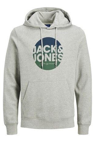 Jack & Jones Originals Jortorpedo Erkek Sweat 12178517 AÇIK GRİ