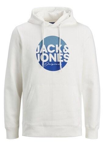 Jack & Jones Originals Jortorpedo Erkek Sweat 12178517 KREM