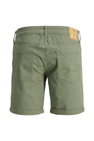 Jack & Jones Regular Fit Jeans Intelligence Jjırick Erkek Short 12165892 YEŞİL