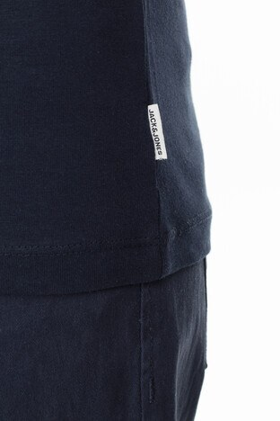 Jack & Jones Slim Fit Core Jcosoul Erkek T Shirt 12174368 KOYU LACIVERT