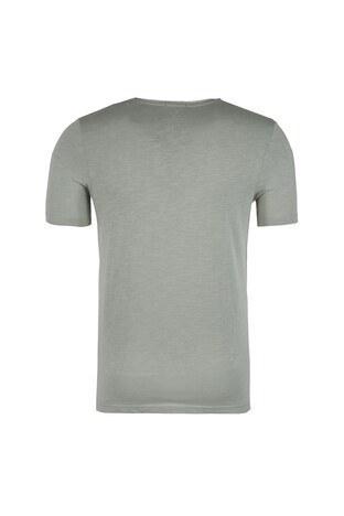 Jack & Jones Originals Jorbirch Erkek T Shirt 12136502 YEŞİL