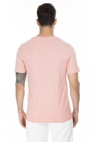 Jack & Jones Slim Fit Originals Jortorino Erkek T Shirt 12172049 GÜL KURUSU