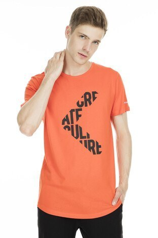 Jack&Jones Core Jcoginn Erkek T Shirt 12164993 MERCAN