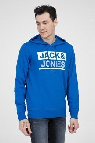 JACK&JONES CORE JCOMONEY HOOD WHS Erkek Sweat 12148875 SAKS