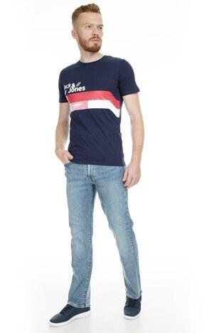 Jack&Jones Core Jcostairs Erkek T Shirt 12152308 LACİVERT