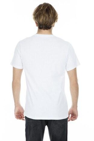 Jack&Jones Core Jcostar Erkek T Shirt 12161626 BEYAZ-SARI