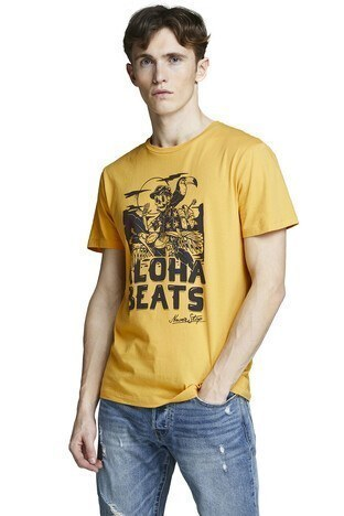 Jack&Jones Originals Joroctobooze Erkek T Shirt 12153595 HARDAL