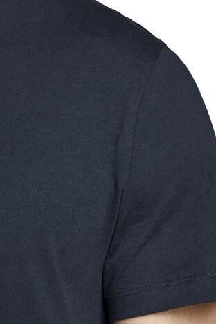 Jack&Jones Originals Joroctobooze Erkek T Shirt 12153595 LACİVERT