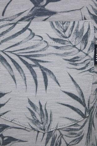 Jack&Jones Premium Jprsean Erkek T Shirt 12149369 GRİ