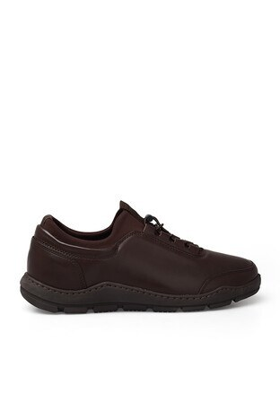 James & Franco Deri Erkek Ayakkabı 5405024 KAHVE