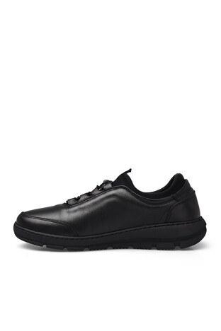 James & Franco Deri Erkek Ayakkabı 5405024 SİYAH