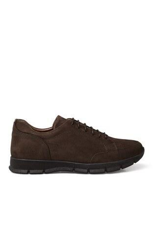 James & Franco Deri Erkek Ayakkabı 5405292 KAHVE