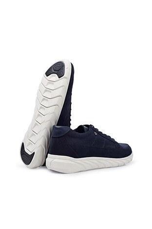James & Franco Deri Erkek Ayakkabı 5406121 LACİVERT