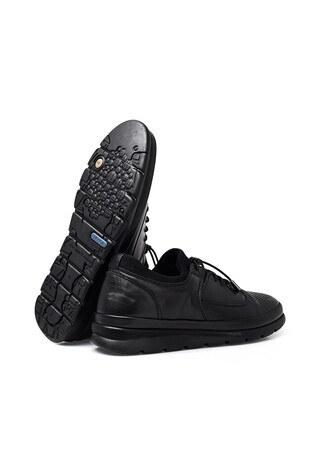 James & Franco Deri Erkek Ayakkabı 5405192 SİYAH