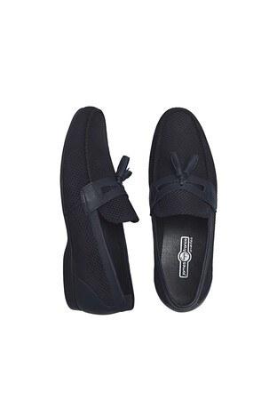 James & Franco Hakiki Deri Erkek Ayakkabı 5402673 LACİVERT