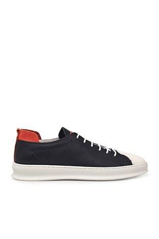 James & Franco Hakiki Deri Erkek Ayakkabı 5405580 SİYAH
