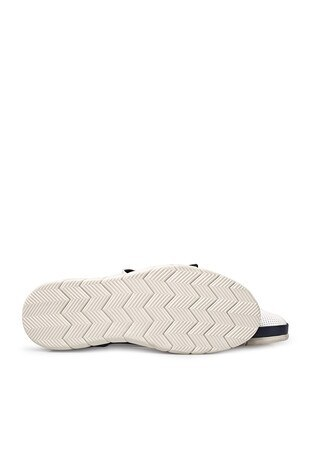 James & Franco Hakiki Deri Erkek Ayakkabı 5406022 BEYAZ