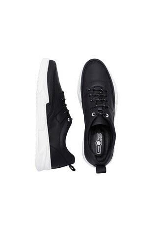 James & Franco Hakiki Deri Erkek Ayakkabı 5406070 SİYAH