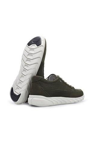James & Franco Hakiki Deri Erkek Ayakkabı 5406121 HAKİ