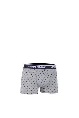 John Frank Erkek Boxer CTNJFB117 GRİ
